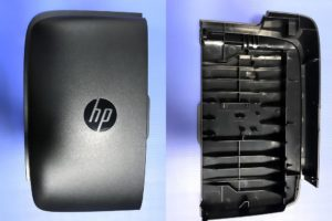HP Printer Covers produced by ChenHsong JM488-C2-SVP/2 Injection Molding Machine