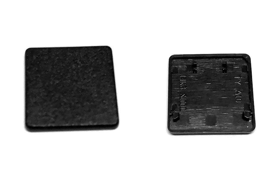 Keyboard Key Caps (Small) produced by ChenHsong JM98-Ai Injection Molding Machine